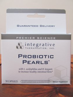 Probiotic Pearls - 30 Capsules