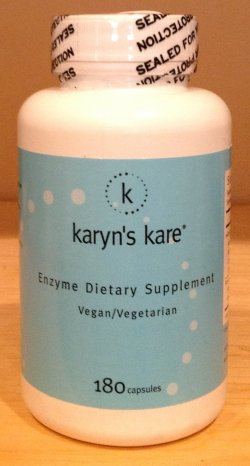Dietary Enzymes - 180 Capsules