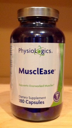 Muscle Ease - 180 Capsules